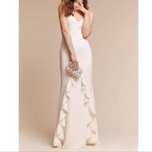 BHLDN Badgley Mischka Dress Astor NWOT